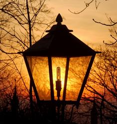 iluminacin de jardines