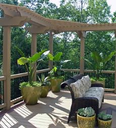 decoracin de terrazas patios