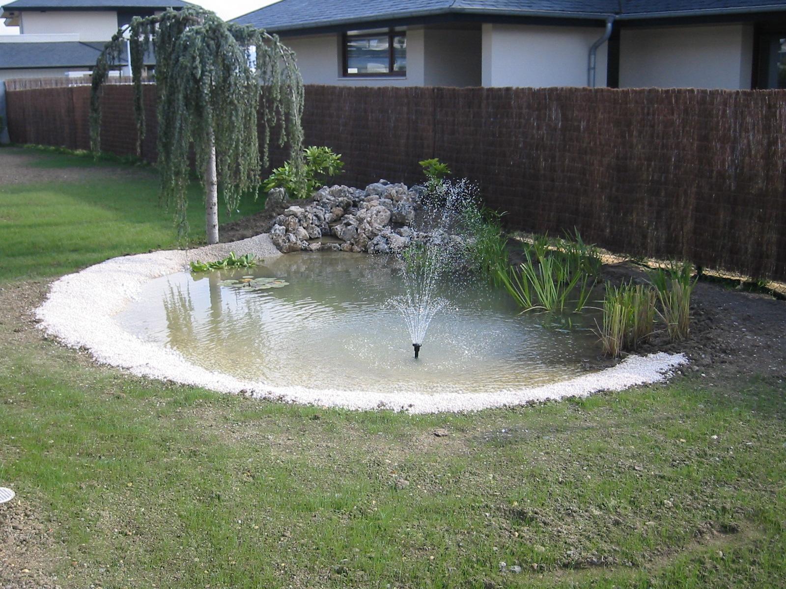 Galer a de fotos dise o de jardines instalaciones for Vivero el estanque
